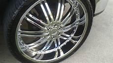 My F150 On 26 Inch Menzari Rims