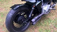 Bobber Black Shadow 125