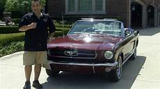 1965 ford mustang convertible classic muscle car for sale