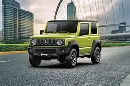 Suzuki Jimny 2019 Price Review & Launch Date In Indonesia