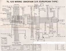 can you help me with a basic wiring diagram for my 1976 tl125 honda i only need ignition switch