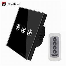 elite kilter eu uk standard wireless remote control light