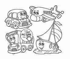 transport colouring worksheets 15181 limousine coloring pages