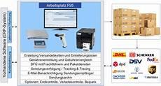 versandsoftware f95 f 252 r paket und palettenvesand