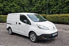 nissan e nv200 2018 electric review 60 more driving
