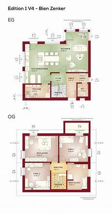 grundriss einfamilienhaus mit satteldach 4 zimmer