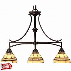 Kitchen Island Lighting Sale by Sale Hton Bay 14789 3 Light Rubbed Bronze