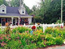 Alabama Cottage Garden Alabama Fences And Gardens