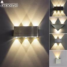 modern led wall l 3w 6w wall sconces indoor stair light