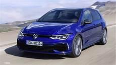 nuova volkswagen golf 8 la r avr 224 333 cv motore ed info