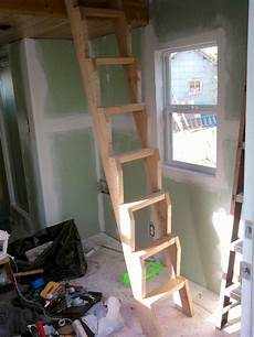 Tiny House Loft Ladder Kleines Haus Loft Treppen Design
