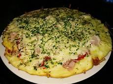 Einfach Und Lecker - pfannenpizza schnell und lecker pilmenchik chefkoch de