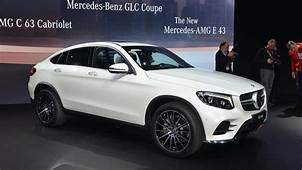 Mercedes GLC Coupe Officially Unveiled Videos