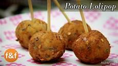 potato lollipop recipe easy evening tea snacks recipes veg party starters appetizer dish