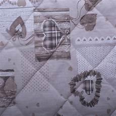 copriletto tirolese copriletto trapuntato tirolese in cotone nativ cose di