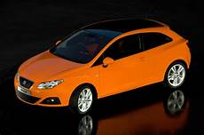 Seat Is Displaying The New Ibiza Sportcoupe At The