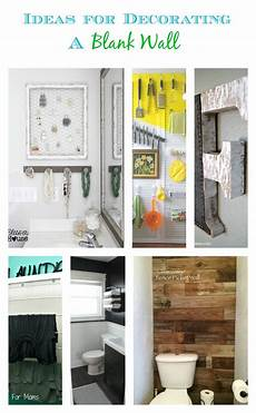 Decorating Ideas For A Blank Kitchen Wall by 6 Ideas For Decorating A Blank Wall