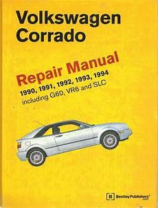 service and repair manuals 1994 volkswagen corrado instrument cluster volkswagen corrado a2 repair manual 1990 1991 1992 1993 1994