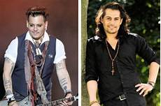 Johnny Depp Lookalike From Glasgow Set For Stardom With Up