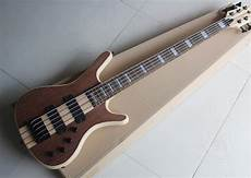 Warrior Bass Five Strings Connect Electric Bass