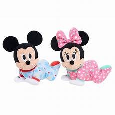 Micky Maus Und Minni Maus Malvorlagen Disney Baby Mickey Mouse And Minnie Mouse Musical Crawling