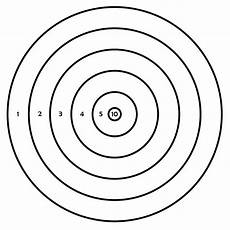 paper shooting targets printable with images shooting