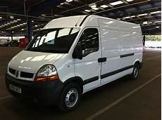 2005 05 plate renault master lm35 dci100 whitevanmanonline