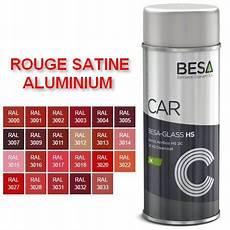 Bombe De Peinture Pour Aluminium 2k Ral Satin 233