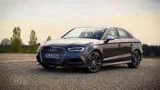 Scharf Wie Ein Skalpell Audi S3 Limousine Der Test