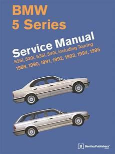 online car repair manuals free 1995 bmw 7 series navigation system front cover bmw repair manual 5 series e34 1989 1995 bentley publishers repair manuals