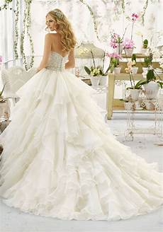 picture of wedding gown style number 2815