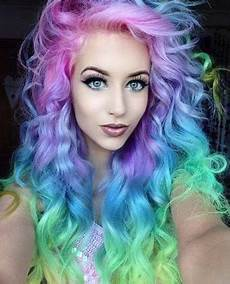 image result for cool hair colours funky hair colors