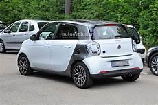Smart Forfour Probleme - 2020 smart forfour eq spied with facelift interior tweaks