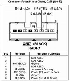 1997 ford 460 engine diagram i a 1997 mustang gt with the basic mach 460 sound system with the cassette player