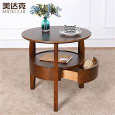 Small Table Wooden Coffee Table Minimalist Living