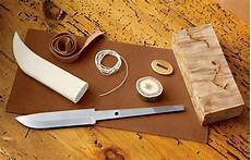 Messer Selber Bauen - orvis knife kit lets you build your own puuca knife