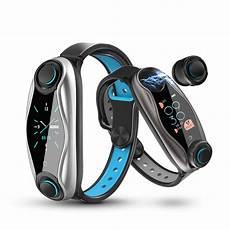 Banggood Wireless Bluetooth Earphone Lucky by Lemfo Lt04 Wireless Bluetooth Earphone Color Screen