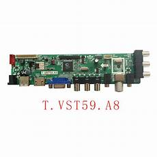 t vst59 a8 lcd led controller board chipset tsumv59xu lcd board vantron technology limited