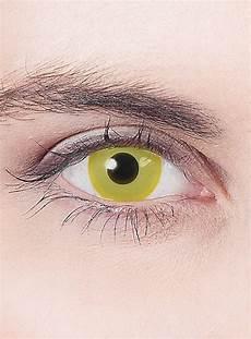 gelbe kontaktlinse mit dioptrien maskworld