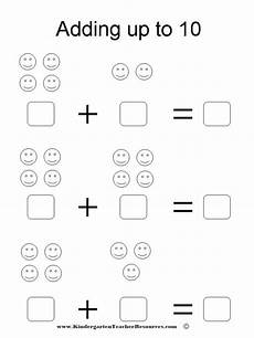 addition worksheets with pictures up to 10 9594 addition worksheets up to 10