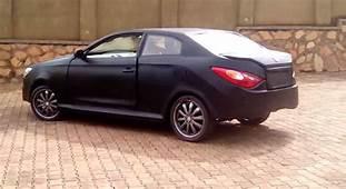 Photos Of The Ugandan Hybrid Car  Naibuzz
