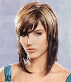 medium length shag hairstyles with bangs 2020 popular shaggy bob hairstyles with bangs