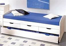 Inspo Modern Single Bed With Storage For Saving Space