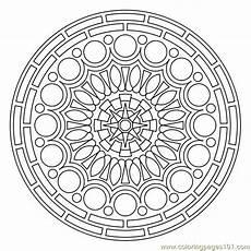 Simple Circle Coloring Pages Small Circles Coloring Page Free Shapes Coloring Pages