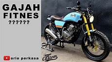 Modifikasi Tracker by Modifikasi Gajah Fitnes Yamaha Scorpio Tracker