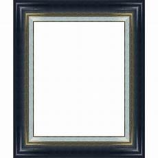 cadresur mesure bleu avec louise blanche en vente
