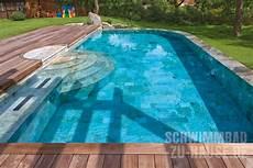 Fantasievolle Beckenauskleidungen Schwimmbad Zu Hause De
