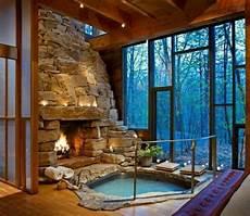 Badewanne Im Wohnzimmer - eingelassene badewanne 41 tolle designs archzine net