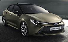2018 Toyota Auris Previewed New Tnga Platform 1 2 Litre
