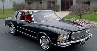 1979 Chevrolet Monte Carlo My 2nd Car Mine Was Color